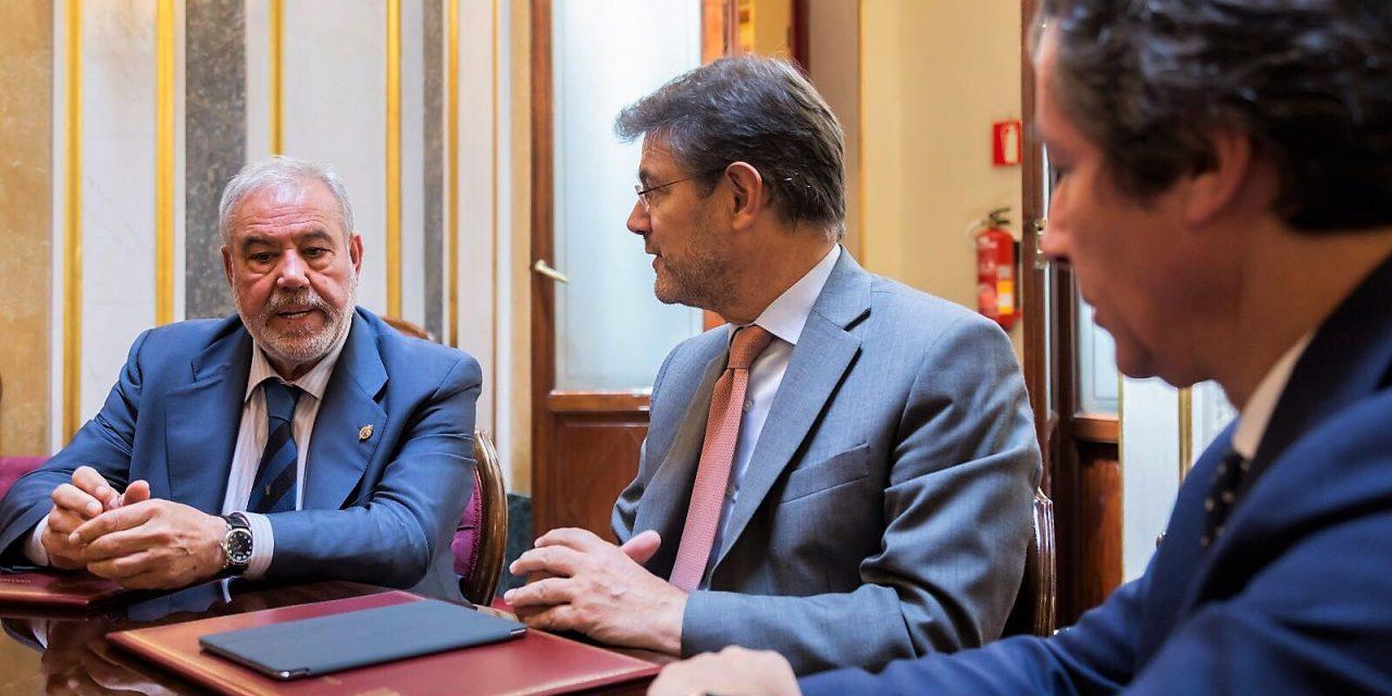 Catalá ve prioritario el Tercer Juzgado