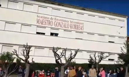 Alumnos del IES de Jaraíz se forman como Jóvenes Agentes de Salud