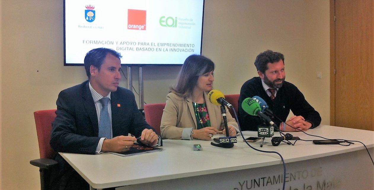 Navalmoral lanza la educación digital para las empresas