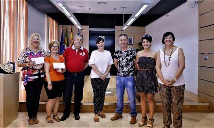 AOEX y AOCA reciben 1.000€ por el II Cycling Day