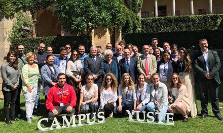 La apertura del Campus Yuste se despide mirando al futuro