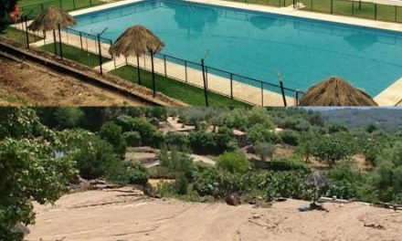 Diputación proyecta el arreglo del velatorio y la piscina de Valverde