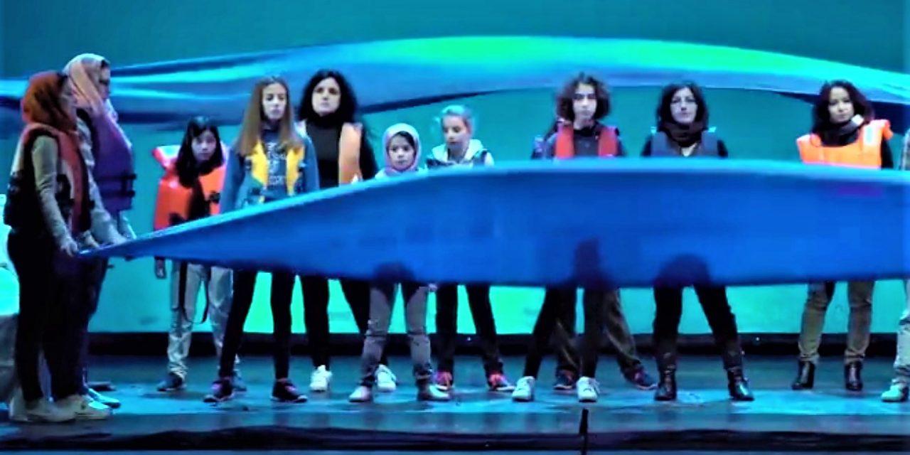 Villanueva de la Vera cierra el Teatro Crítico