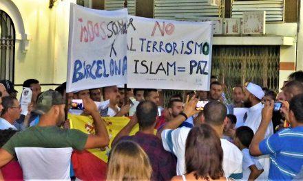 La protesta de musulmanes moralos inunda las redes