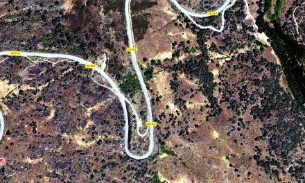 Abierta al tráfico la carretera CC19.3 entre Bohonal y Mesas de Ibor