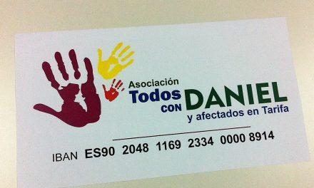 """La Asociación """"Todos con Jorge Daza"""" se vuelca con Daniel Domingues"""