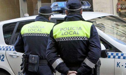 Inundaciones y un machete en el parte Policial