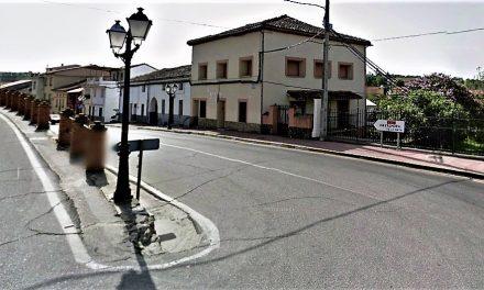 Dos heridos en un accidente urbano en Jarandilla