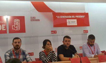 José Manuel Encinas elegido como secretario de Dinamización de JJ.SS.