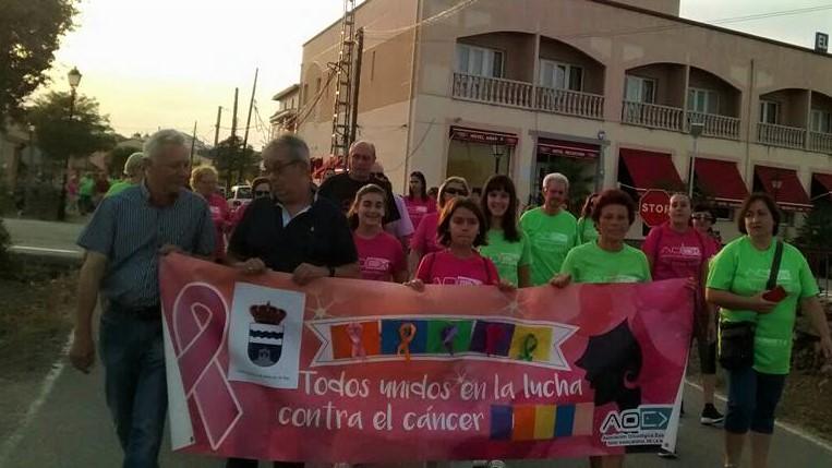 AOEX prepara varias Marchas Rosas en La Vera y el Arañuelo
