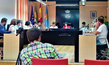 Democracia, pensiones y salud en el Pleno de octubre