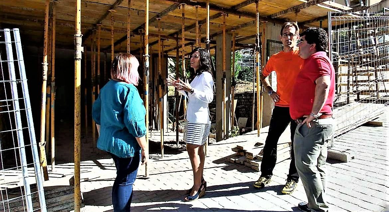Educación trabaja en el comedor del Colegio Loaysa de Jarandilla