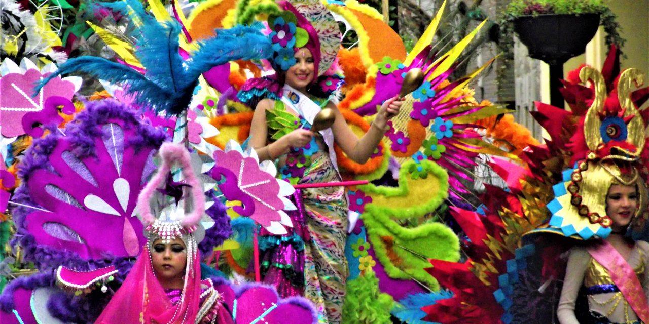 Festejos da a conocer el nombre de las candidatas infantiles a Reina del Carnaval moralo 2018