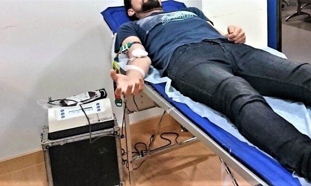 El Banco de Sangre comienza el año con 9 citas en La Vera, Arañuelo e Ibores