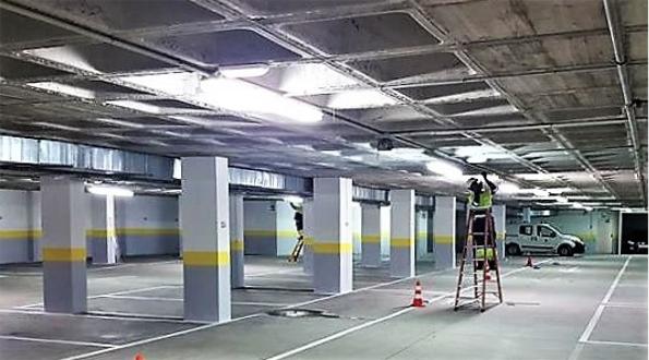 El Parking de la Chimenea anuncia su apertura para el día 3 de enero