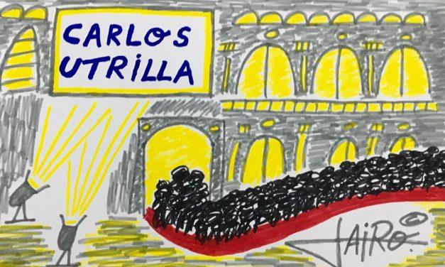 Estreno de Carlos Utrilla