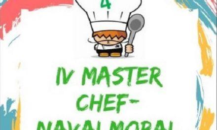 IV Master Chef Navalmoral