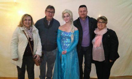AOEX Navalmoral colabora con AOEX Badajoz en fiesta para niños de oncología infantil