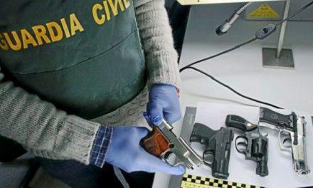 La Guardia Civil hará mañana prácticas de tiro real