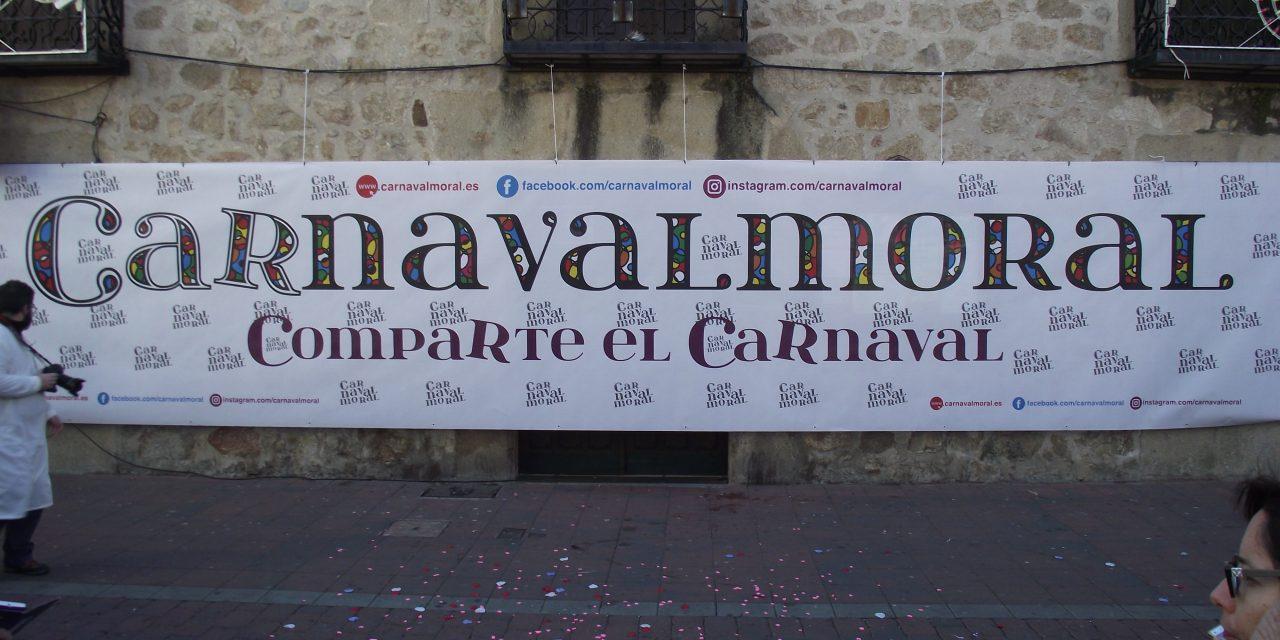 Búscate en las fotografías, vídeos y noticias del Carnavalmoral 2018