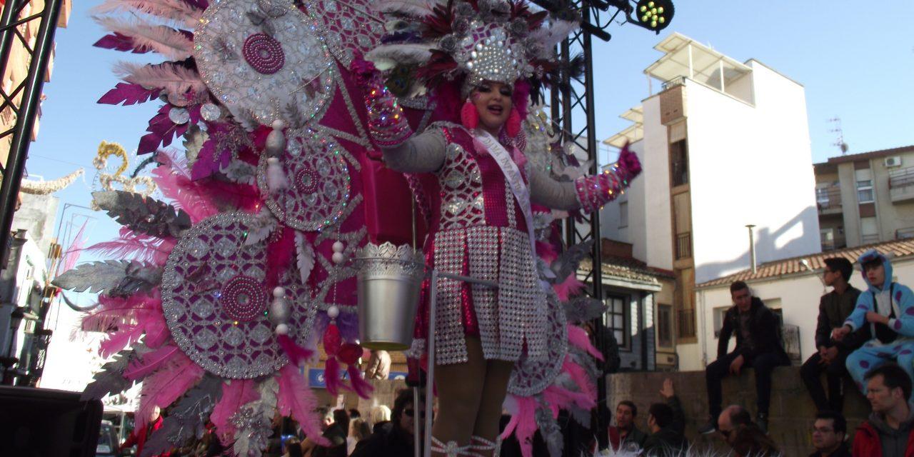 Carnavalmoral 2018 desfile del domingo