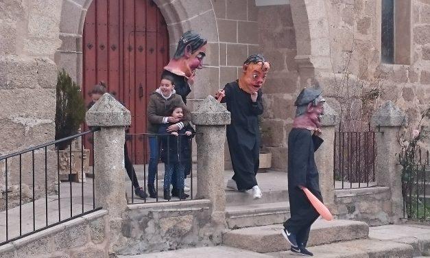 Desfile de Carnaval y Entierro de la Sardina en Bohonal de Ibor
