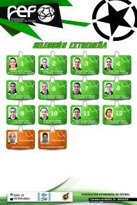 selección extremeña futbol sala sub 17 femenino