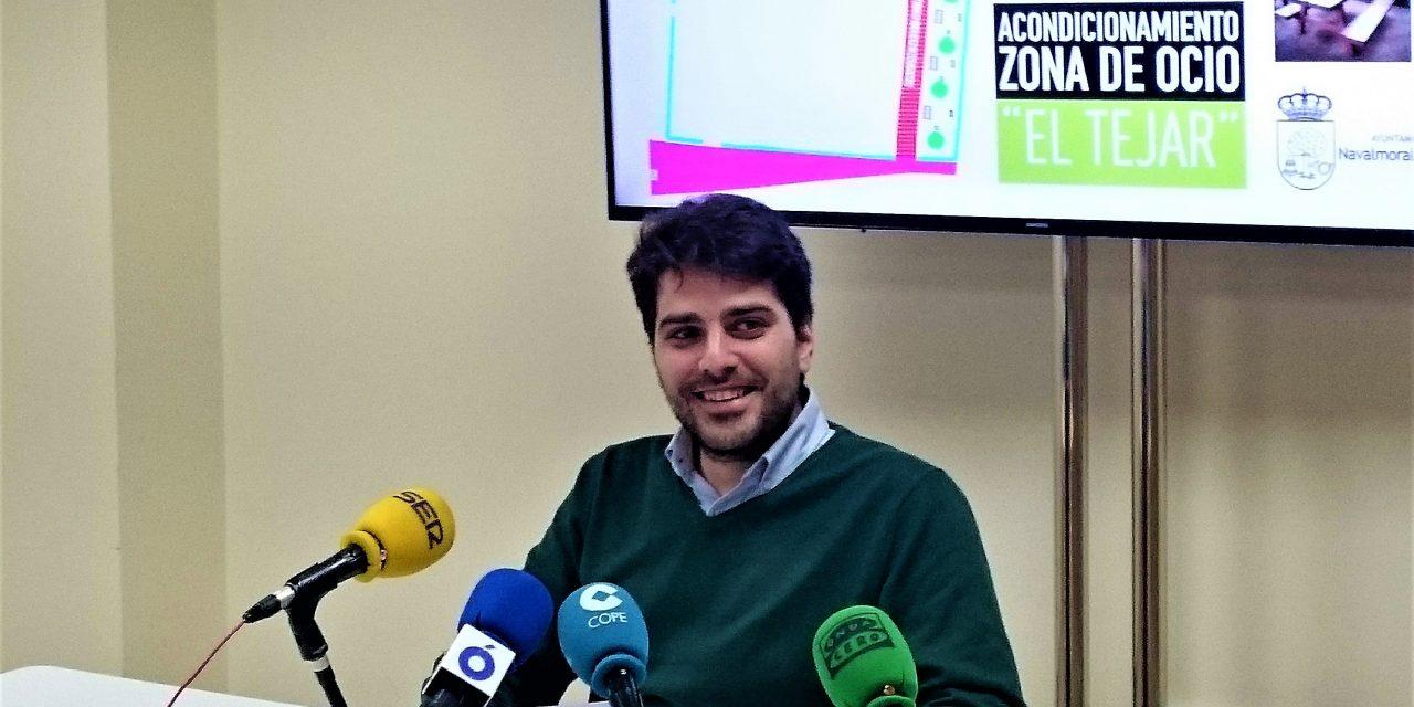 La Junta de Gobierno local aprueba lotes para crear una zona de ocio en El Tejar