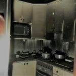 Arde una vivienda en Navalmoral