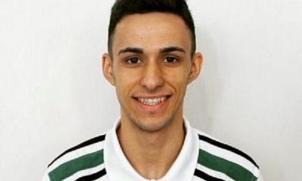 El árbitro moralo Jayro Muñoz seleccionado como aspirante a la Segunda División B