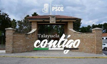 """El PSOE de Talayuela pone en marcha la campaña """"Talayuela Contigo"""""""