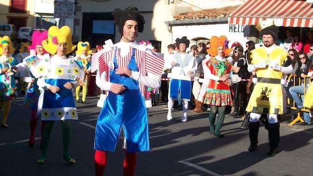 Boda, Bautizo y Entierro de Manolo, el Carnaval de Losar de la Vera