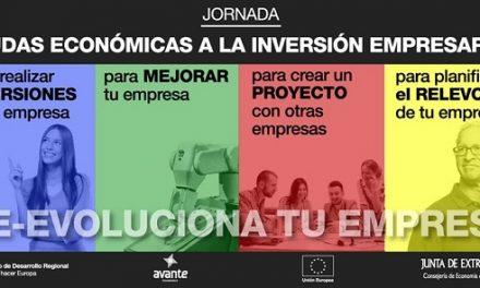"""Navalmoral acoje una Jornada sobre """"Ayudas ecónomicas a la inversión empresarial"""""""