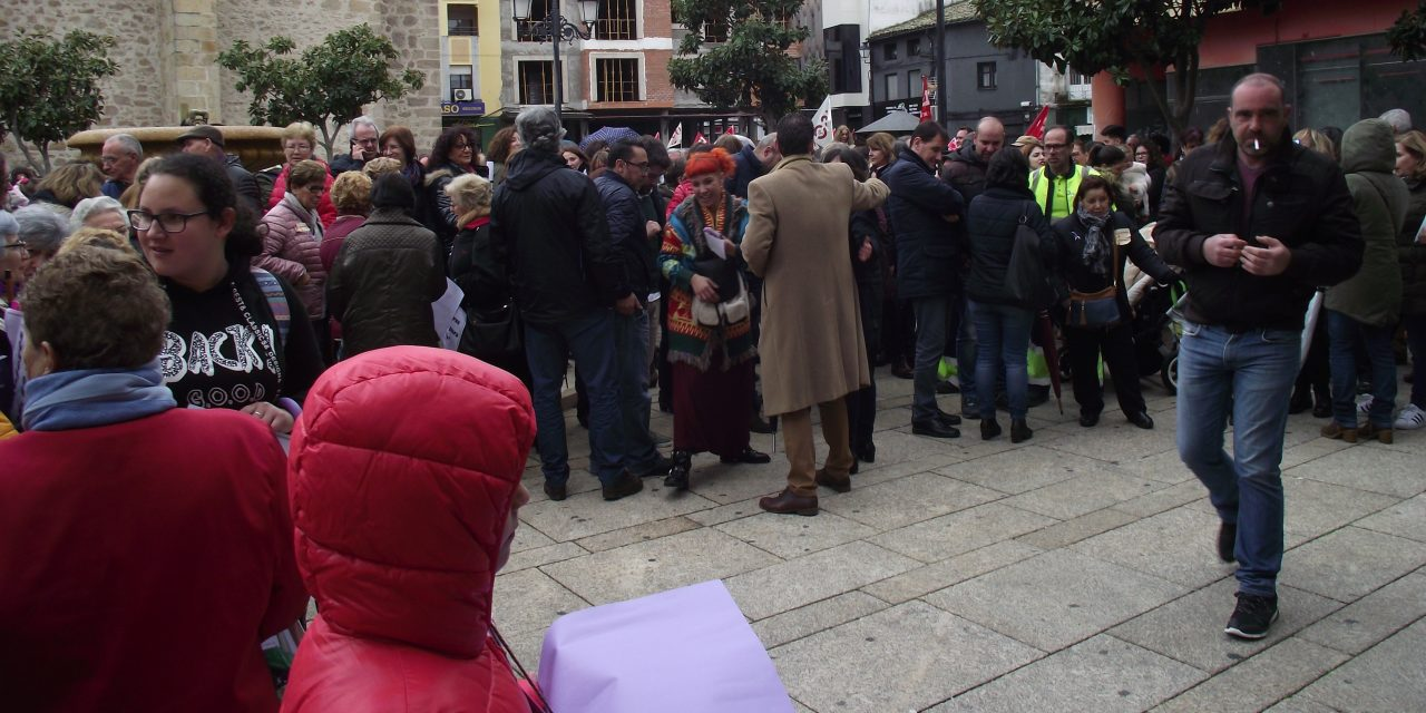 JUNTAS SOMOS MÁS. Huelga feminista del 8 de Marzo