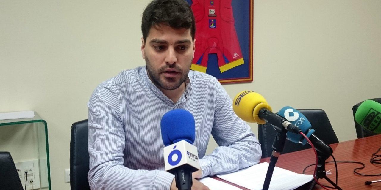 Iñaki Rodríguez detalla los puntos de la Junta de Gobierno Local