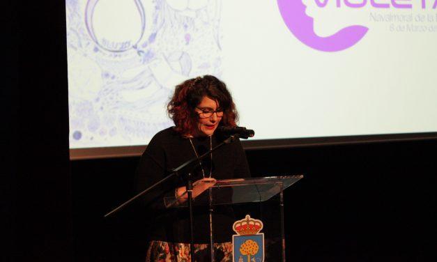 Lleno en la entrega de los III Premios Violeta