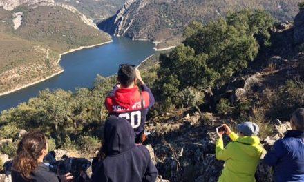 Profesionales chinos del turismo y la prensa visitan Extremadura