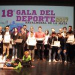 Navalmoral abre el plazo para presentar candidaturas a la Gala del Deporte