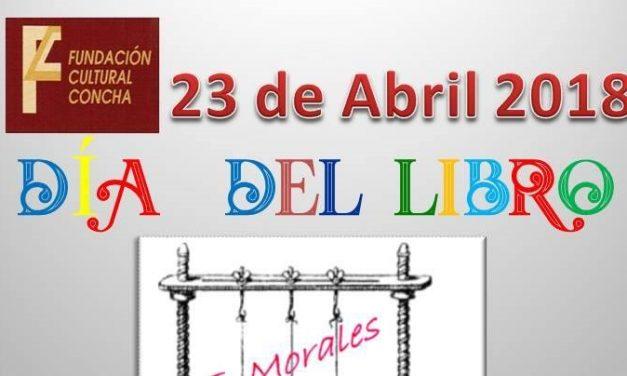 La Fundación Concha organiza diversas actividades en el Día del Libro