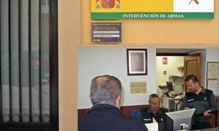 """""""Cita Previa"""" en las Intervenciones de Armas y Explosivos de Extremadura"""