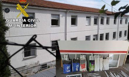 La Guardia Civil detiene a dos vecinos de Navalmoral por robo