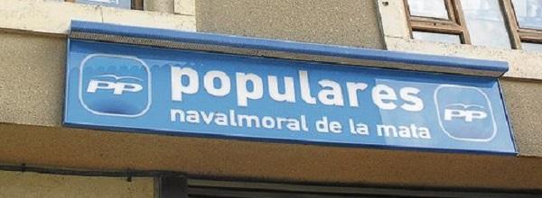 Jaime Vega y Gervasio Rivas, candidatos para presidir la Junta Local del PP moralo