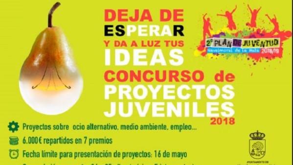Navalmoral convoca la III edición del Concurso de Proyectos Juveniles