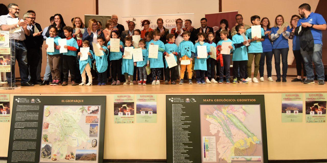 Robledollano acoge el acto inaugural de la IX Semana del Geoparque