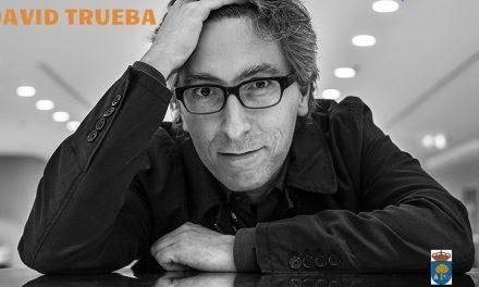 """David Trueba, artista invitado en """"Diálogos con Pilar Galán"""""""
