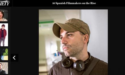 Rubin Stein es reconocido en USA como uno de los 10 cineastas españoles emergentes de 2018