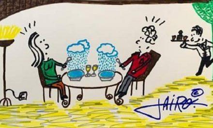 Sopa de Lluvia – Las Viñetas de Jairo Jiménez