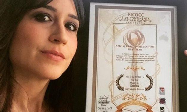 """Duelos de Yolanda Román reconocido como """"Lo Mejor del Año"""" en Venezuela"""