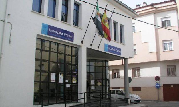 La Universidad Popular de Navalmoral anuncia los cursos para el tercer trimestre.