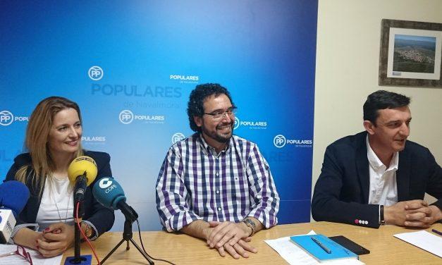 La nueva directiva del PP moralo se presenta criticando la gestión del PSOE al frente del Ayuntamiento